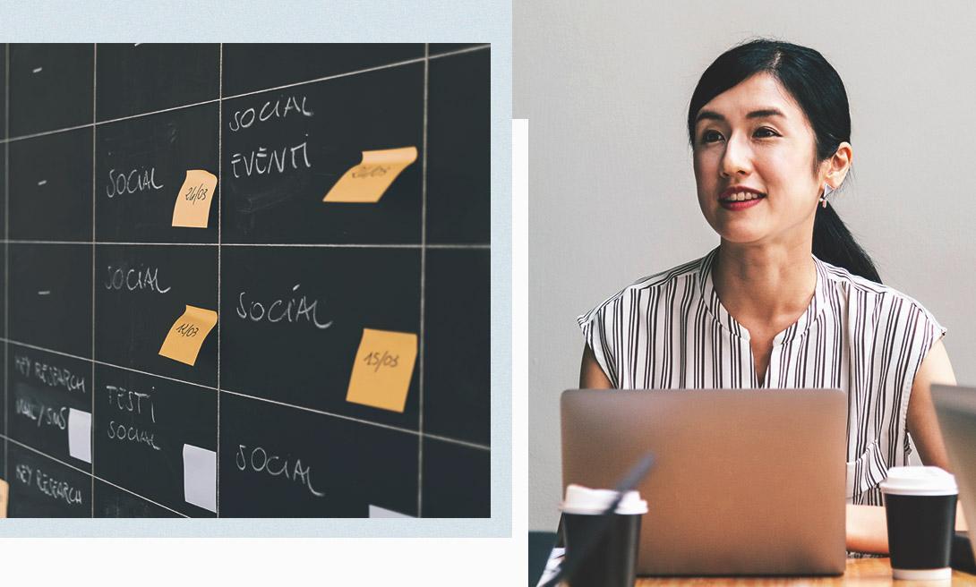 8 способов справиться с завалом на работе