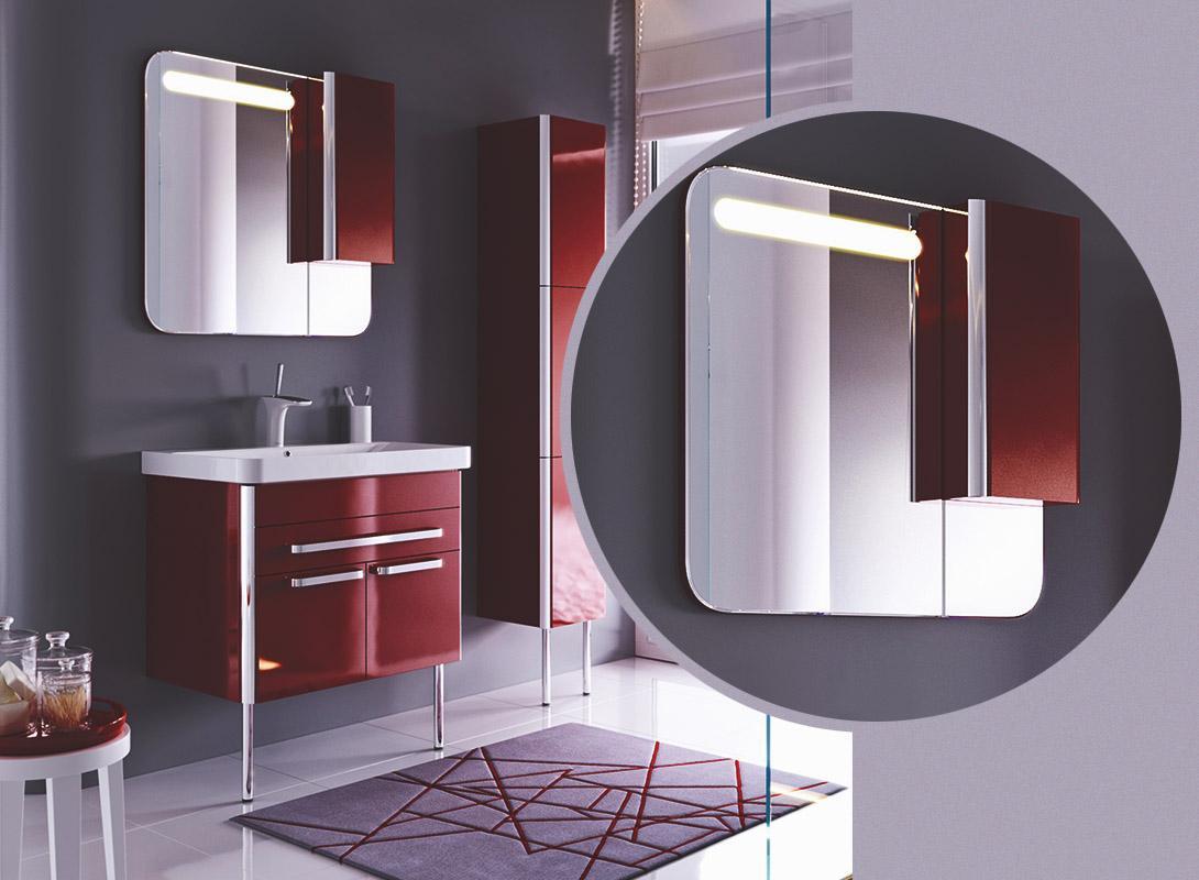 Как стильно оформить небольшую ванную комнату