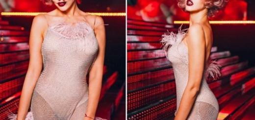"""Оля Полякова извинилась за неуместную шутку во время прямого эфира """"Танців з зірками"""""""