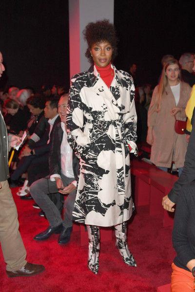 Модный позор: у Наоми Кэмбелл совсем пропал вкус