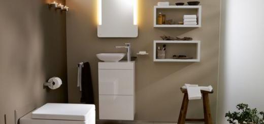 Как выбрать шкаф в ванную комнату?