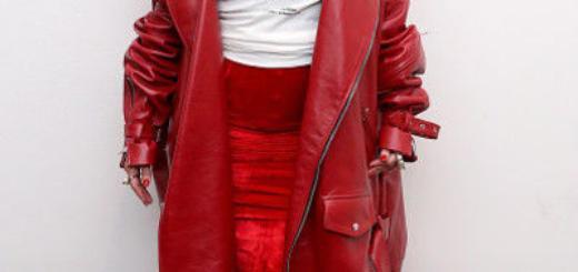 Благодаря пальто Агилера стала королевой модных провалов
