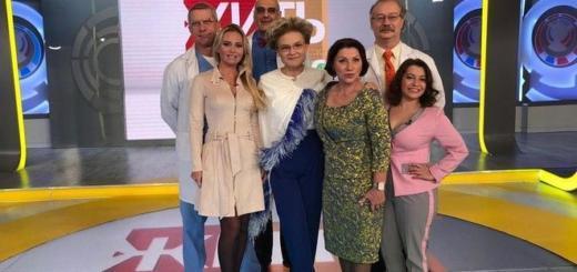 Роза Сябитова расстроилась на программе Елены Малышевой