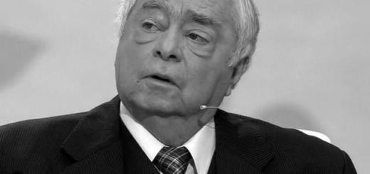 Стала известна причина смерти Романа Карцева — известного актера и сатирика