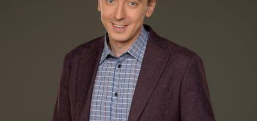 Михаил Присяжнюк снялся в сериале