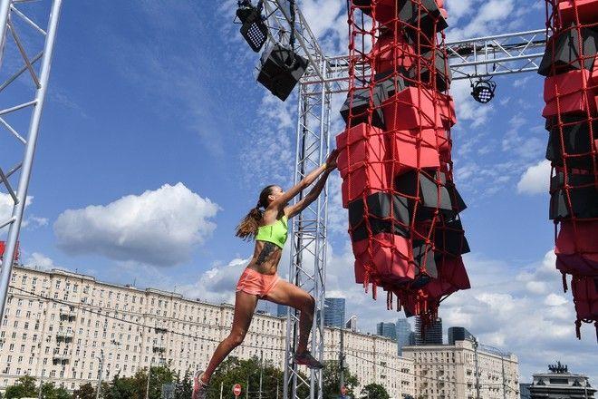 Костомаров и Топалов прошли кастинг в «Русский ниндзя»