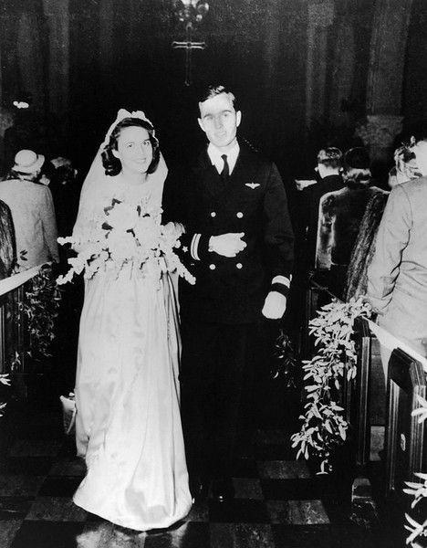 Джордж Буш выдал дочь замуж за актера