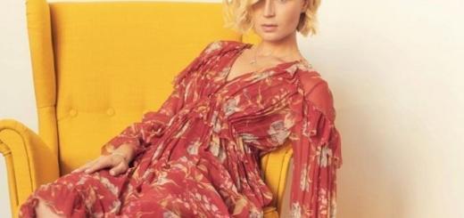 Из блондинки в шатенку: Полина Гагарина изменила имидж (ФОТО+ГОЛОСОВАНИЕ)