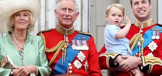Королевская семья снялась в новой фотосессии в честь юбилея принца Чарльза (ФОТО)