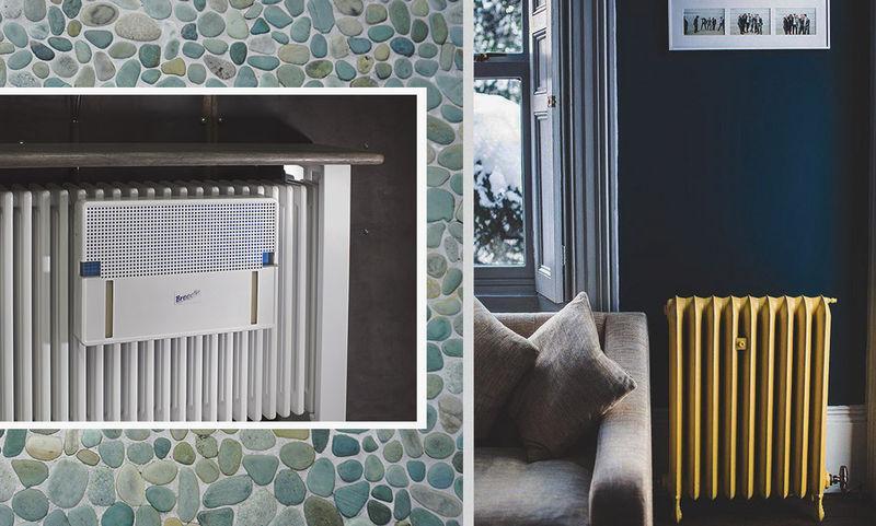 Теплоувлажнитель Natural: увлажнение воздуха без шума и электричества