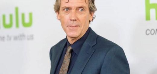 Хью Лори получил почетный орден Британской империи (ФОТО)
