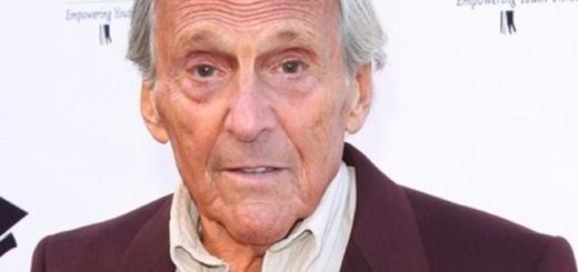 В США умер оскароносный автор песенных текстов Норман Джимбел: песни поэта