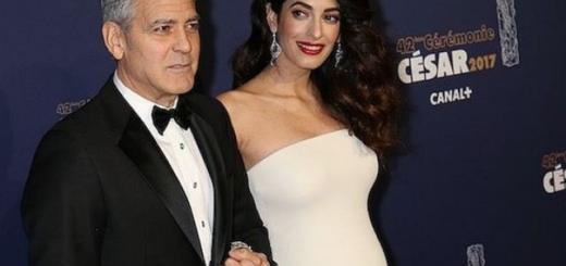 Как выглядят подросшие двойняшки Джорджа и Амаль Клуни?