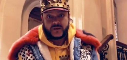 Поп-король: Филипп Киркоров даже в гости ходит в короне