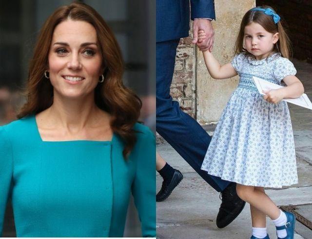 Стало известно, как Кейт Миддлтон трогательно называет принцессу Шарлотту
