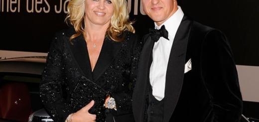 Жена Михаэля Шумахера к его 50-летию сделала официальное заявление
