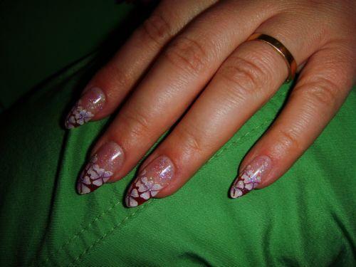 Для чего нужны формы наращивания ногтей?