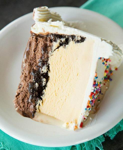 Торт мороженое – как готовиться?