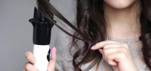 Плойка для волос: советы по выбору.