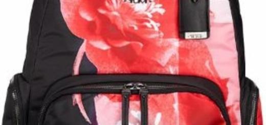 Уникальная печать на рюкзаках