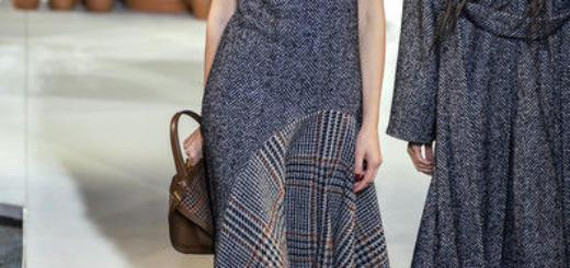 Белла Хадид в платье-бюстье стала звездой шоу Oskar de la Renta