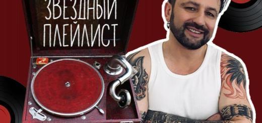 Что слушают творческие люди: любимые треки Ивана Леньо