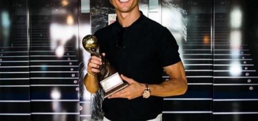 Криштиану Роналду — 34: как футболист отпраздновал день рождения (ФОТО+ВИДЕО)