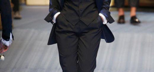 65-летняя Кристи Бринкли покорила подиум на Неделе моды