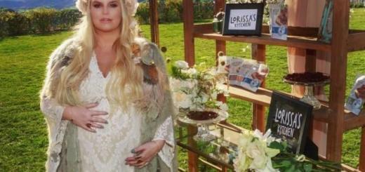 Певица Джессика Симпсон стала мамой в третий раз!