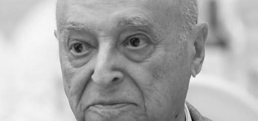 Артист Владимир Этуш умер в возрасте 96 лет...