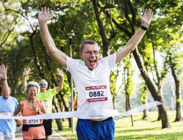 Начался Фандрайзинг марафон в рамках 9th Nova Poshta Kyiv Half Marathon