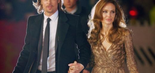 """""""Должны двигаться дальше"""": инсайдер рассказал о разводе Анджелины Джоли и Брэда Питта"""