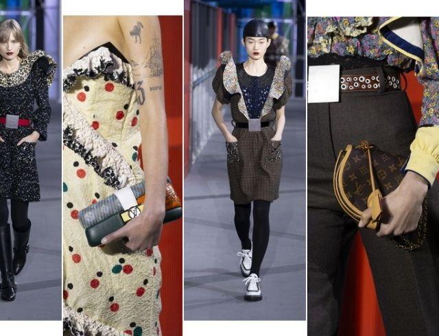 Показ Louis Vuitton закрыл Парижскую неделю моды: как это было
