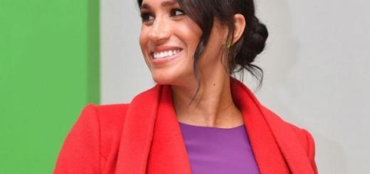 Герцогиня уже планирует возвращение: когда Меган Маркл выйдет из декрета
