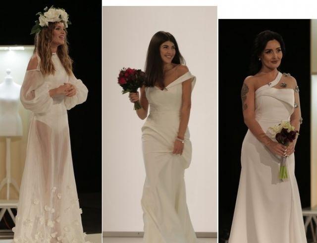Украинские звезды примерили свадебные платья: MamaRika, Аня Добрыднева, Настя Востокова и другие (ЭКСКЛЮЗИВ)