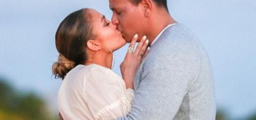 Репетировал и ждал идеального заката: Алекс Родригес рассказал, как готовился к помолвке с Дженнифер Лопес