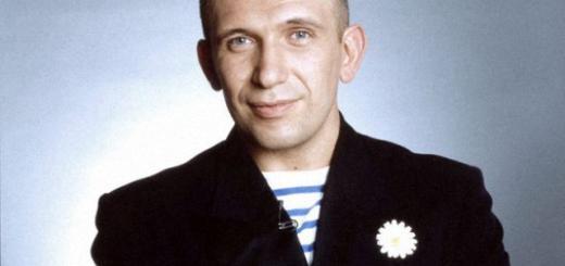 """Известный французский кутюрье Жан-Поль Готье сделает концертные наряды для """"Евровидения 2019"""""""