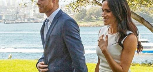 Меган Маркл и принца Гарри увидели на выходе из гомеопатического магазина (ФОТО)