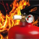 Принцип пожаротушения