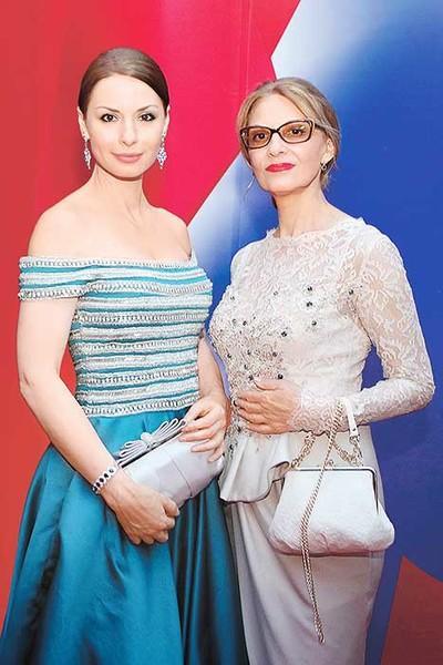Как уживаются знаменитые актрисы и их звездные дочки