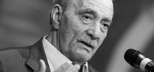 Умер Георгий Данелия, легендарный режиссер...
