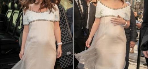 Кира Найтли беременна во второй раз!