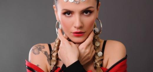 MamaRika для ХОЧУ: о треке Prolisky, украинском r'n'b и грядущей свадьбе (ЭКСКЛЮЗИВ)