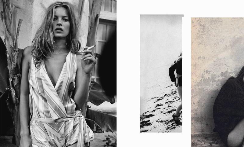 Как смерть итальянского фотографа положила конец эпохе «героинового шика»