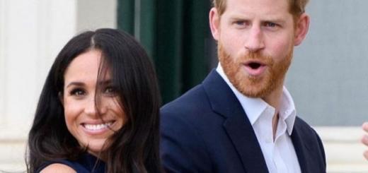 Принц Гарри выступил с официальным заявлением после родов Меган Маркл