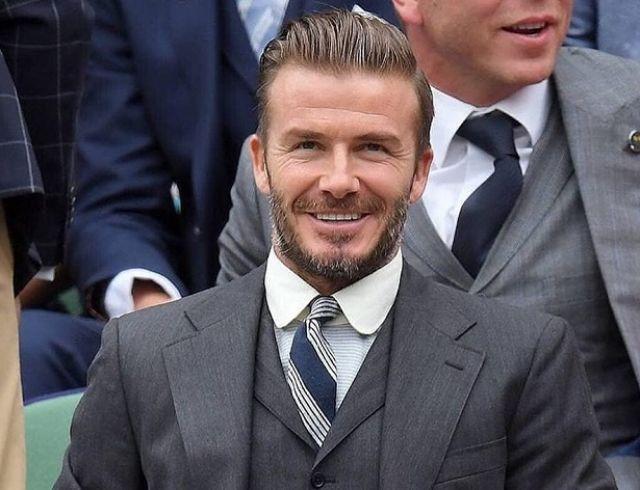 Дэвиду Бекхэму исполнилось 44 года: как футболиста поздравила жена и дети (ФОТО)