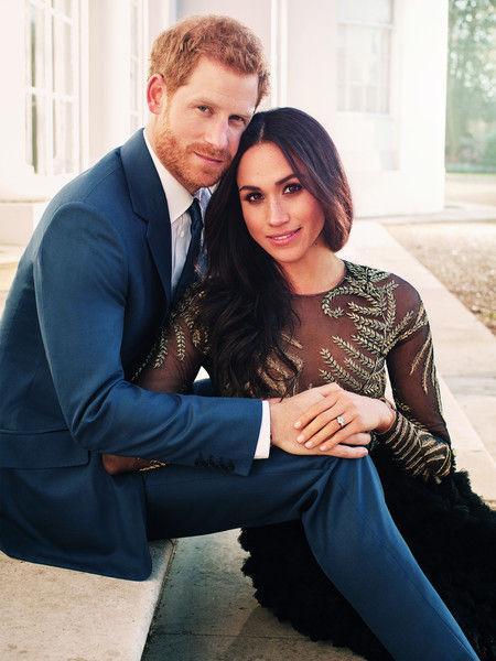 Принц Гарри и Меган Маркл впервые стали родителями