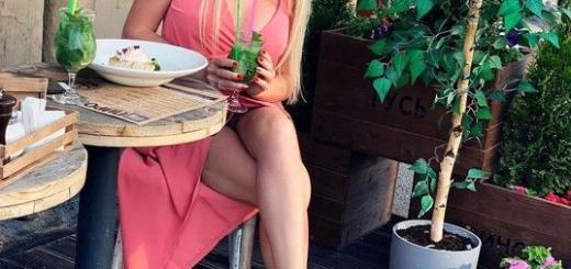 Дарья Пынзарь оконфузилась неудачным фото в кафе
