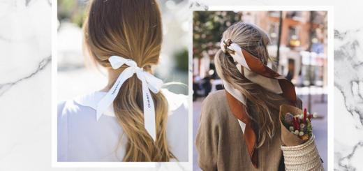 Как носить платки и ленты в волосах и не выглядеть по-детски