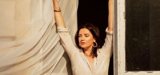 """Почему Оля Цибульская не показывает мужа? Ответ в новом клипе """"Море"""""""